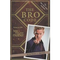 The Bro Code by Barney Stinson Paperback Used cover