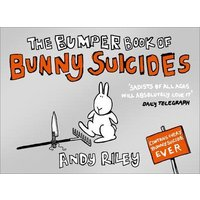 The Bumper Book of Bunny Suicides by Andy Riley Paperback Used cover