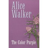 The Color Purple by Alice Walker Paperback Used cover