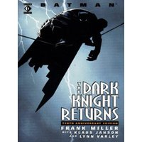 The Dark Knight Returns by Frank Miller Paperback Used cover