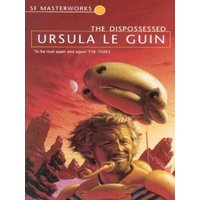 The Dispossessed by Ursula K. Leguin Paperback Used cover