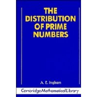 The Distribution of Prime Numbers by A. E. Ingham Book Used cover