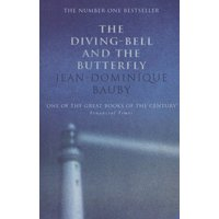 The Diving-Bell and the Butterfly by Jean-Dominique Bauby Paperback Used cover