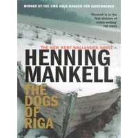 The Dogs of Riga by Henning Mankell Paperback Used cover