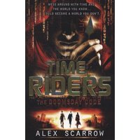 The Doomsday Code by Alex Scarrow Paperback Used cover