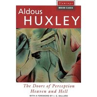 The Doors of Perception by Aldous Huxley Paperback Used cover