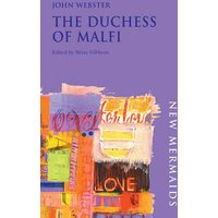 The Duchess of Malfi by John Webster Paperback Used cover