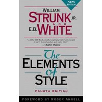 The Elements of Style by William Strunk Paperback Used cover