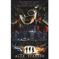 The Eternal War by Alex Scarrow Paperback Used cover