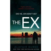 The Ex by Alafair Burke Paperback Used cover