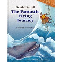The Fantastic Flying Journey by Gerald Durrell Book Used cover