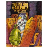 The Far Side Gallery 2 by Gary Larson Paperback Used cover