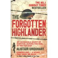 The Forgotten Highlander by Alistair Urquhart Paperback Used cover