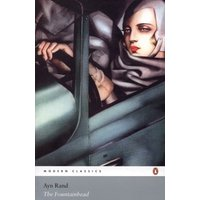 The Fountainhead by Ayn Rand Paperback Used cover