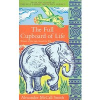 The Full Cupboard of Life by Alexander Mccall Smith Paperback Used cover