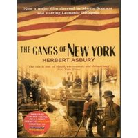 The Gangs of New York by Herbert Asbury Paperback Used cover