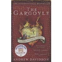 The Gargoyle by Andrew Davidson Paperback Used cover
