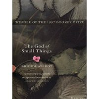 The God of Small Things by Arundhati Roy Paperback Used cover