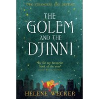 The Golem and the Djinni by Helene Wecker Paperback Used cover