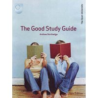 The Good Study Guide by A. Northedge Paperback Used cover