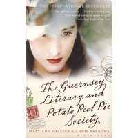 The Guernsey Literary and Potato Peel Pie Society by Annie Barrows Paperback Used cover