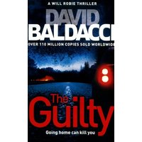 The Guilty by David Baldacci Paperback Used cover