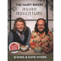 The Hairy Bikers Asian Adventure by Hairy Bikers Hardback Used cover