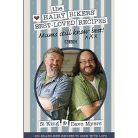 The Hairy Bikers Best-Loved Recipes by Hairy Bikers Hardback Used cover