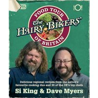 The Hairy Bikers Food Tour of Britain by Hairy Bikers Hardback Used cover