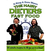 The Hairy Dieters Fast Food by Hairy Bikers Paperback Used cover