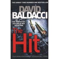 The Hit by David Baldacci Paperback Used cover