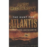The Hunt for Atlantis by Andy Mcdermott Paperback Used cover