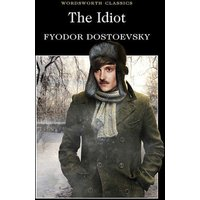 The Idiot by Fyodor Dostoevsky Paperback Used cover