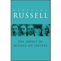 The Impact of Science on Society by Bertrand Russell Book Used cover