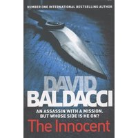 The Innocent by David Baldacci Paperback Used cover