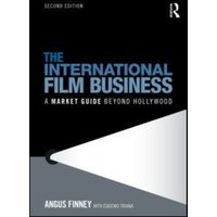 The International Film Business by Angus Finney Book Used cover