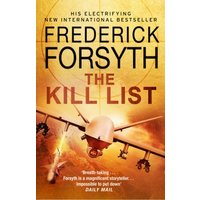 The Kill List by Frederick Forsyth Paperback Used cover