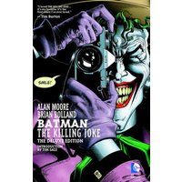 The Killing Joke by Alan Moore Hardback Used cover