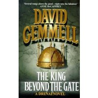 The King beyond the Gate by David Gemmell Paperback Used cover