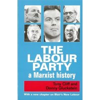 The Labour Party by Donny Gluckstein Paperback Used cover