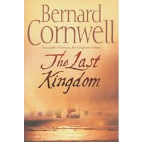 The Last Kingdom by Bernard Cornwell Paperback Used cover