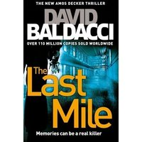 The Last Mile by David Baldacci Paperback Used cover