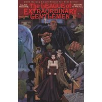The League of Extraordinary Gentlemen Vol 2 by Alan Moore & Kevin O'neill Paperback Used cover