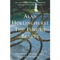 The Line of Beauty by Alan Hollinghurst Paperback Used cover