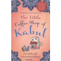 The Little Coffee Shop of Kabul by Deborah Rodriguez Paperback Used cover