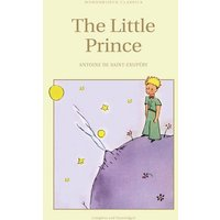 The Little Prince by Antoine De Saint-Exupery Paperback Used cover