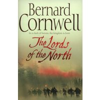 The Lords of the North by Bernard Cornwell Paperback Used cover