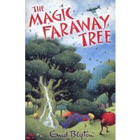 The Magic Faraway Tree by Enid Blyton Paperback Used cover