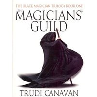 The Magicians Guild by Trudi Canavan Paperback Used cover