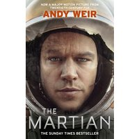 The Martian by Andy Weir Paperback Used cover
